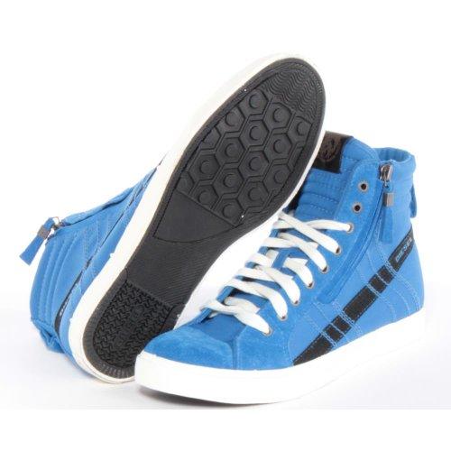 B00HSZP46A Diesel Men's D-velows D-string Fashion Sneaker,Skydiver/Black,7 M US
