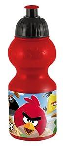 Angry Birds 737132 - Sportflasche, 6 x 6 x 17 cm