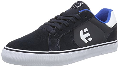 Etnies Men's Fader LS Vulc Athletic Shoe, Navy/Blue/White, 11 M US