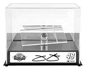 Jimmie Johnson 2013 Daytona 500 Champion 1 24th Die Cast Display Case by Mounted Memories