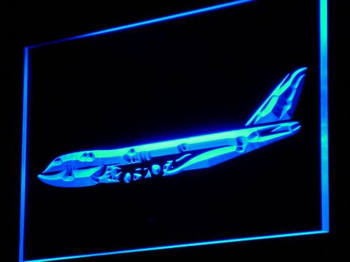 cartel-luminoso-adv-pro-m004-b-aeroplane-airbus-services-shop-display-neon-sign