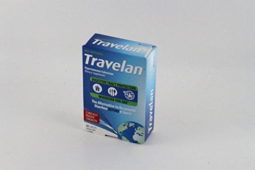 Travelan Colostrum Dietary Supplement, boîte 30