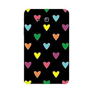 Garmor Designer Plastic Back Cover For Samsung Galaxy Tab 3V 7 Inch