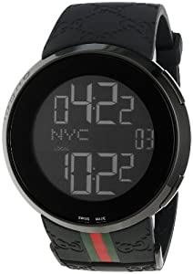 82d9d20638e Buy Gucci 114 I-Gucci Digital Mens Watch YA114207 at £599.99 from Amazon