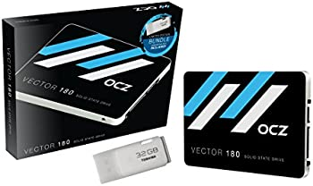 OCZ Vector 180 Series 960GB Solid State Drive Bundle