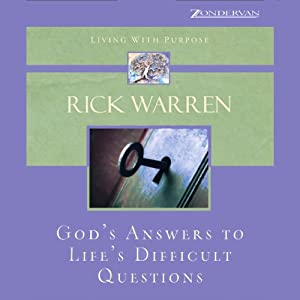 God's Answers to Life's Difficult Questions | [Rick Warren]