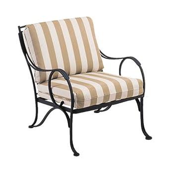 Spectacular Woodard Modesto Cushion Lounge Chair