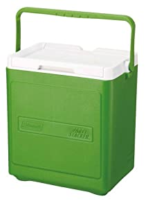 Coleman 18-Quart Party Stacker Cooler, Green