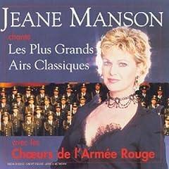 Jeane Manson : Les plus grands airs classiques[UL]
