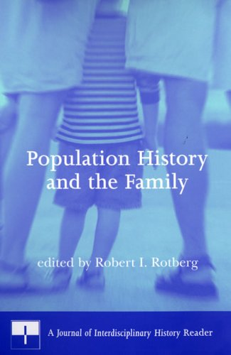 Population History And The Family front-998389