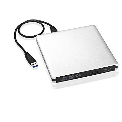test lecteurgraveur blu ray externevictsing d usb  externe portable graveur drive bddvdcd oddhdd avec deux cables pour apple macbook pro macboo