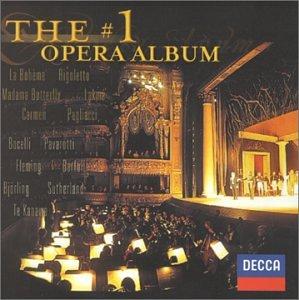 The #1 Opera Album by Decca