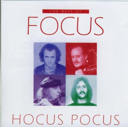 Focus - The Old Grey Whistle Test 40th Anniversary [disc 1] - Zortam Music