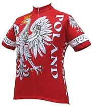 Poland Team Cycling Jersey