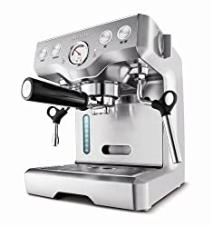 Breville BES820XL Die-Cast 15-Bar Programmable Espresso Machine, Garden, Lawn, Maintenance from Garden-Outdoor