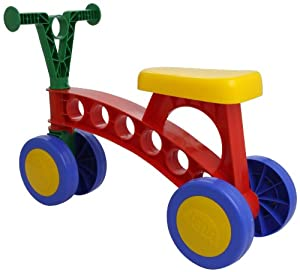 Toddlebike - Unique 'Pre Balance' bike for ages 18 to 36 months - indoor/outdoor use - 0.8kg!