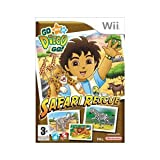GO DIEGO GO - SAFARI RESCUE - WII