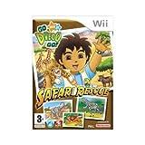 echange, troc Go Diego Go - Safari Rescue (Wii) [Import anglais]