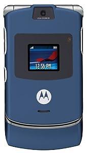 Motorola RAZR V3 Blue (AT&T)