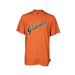 San Francisco Giants ADULT 2X MLB Cooperstown Collection Retro Jersey 2-Button Cool... by Team MLB - Authentic Sports Shop