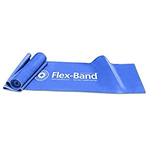 STOTT PILATES Flex-Band Exerciser Extra Strength (Blue)