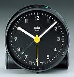 Braun Quartz アラームクロック 黒 AB5 BK 2910077