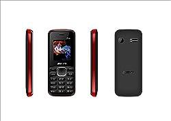 ZEN X47 fire - BLACK+RED