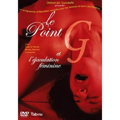 Le point-G et l'�jaculation f�minine