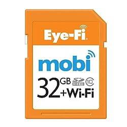 EYE-FI MOBI-32 / Mobi 32GB SDHC Card