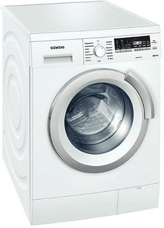 siemens iq700 wm16s443 waschmaschine frontlader a. Black Bedroom Furniture Sets. Home Design Ideas