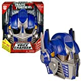 Hasbro Transformers Optimus Prime Voice Changer Helmet ~ Hasbro
