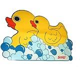 Sassy ダッキー ・ デュオ ・ バスマット Ducky Duo Bath Mat