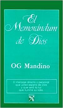 El memorandum de dios og mandino