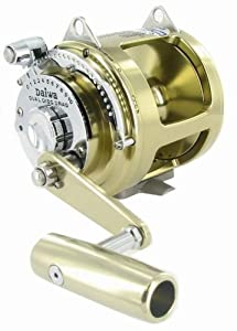 Sealine Tournament 50 2-Speed Conventional Reel by Daiwa