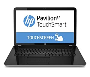 HP Pavilion 17-e160us 17.3-Inch TouchSmart Laptop
