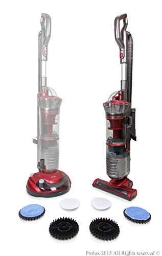 Prolux Allvac Bagless Hard Floor Vacuum Cleaner Tile Scrubber Polisher Buffer Hardwood Vacuum (Electric Floor Scrubber For Tile compare prices)