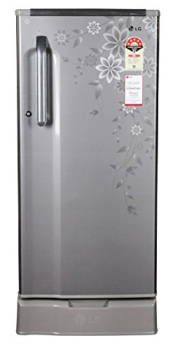 LG GL-205XADE5 190 Litres 5S Single Door Refrigerator (Ornate)