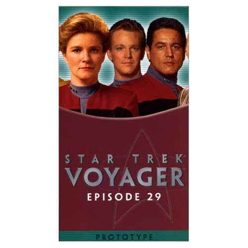 Star Trek: Voyager - Episode 29, Prototype movie
