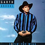 Garth Brooks Ropin' the Wind