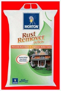 SALT 40LB RUST REMOVER (Morton Salt Pellets compare prices)