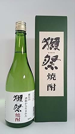獺祭 DASSAI 米焼酎 720ml 化粧箱入り 【旭酒酒造株式会社】