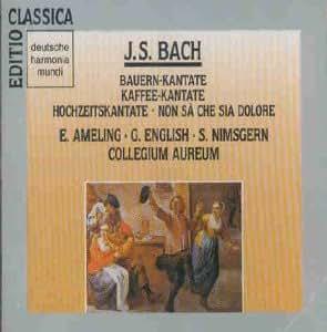 JS BACH - Cantates
