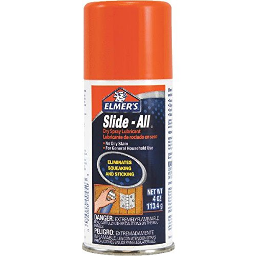Elmer'S E450 Slide-All Dry Spray Lubricant 4-Ounce front-87287