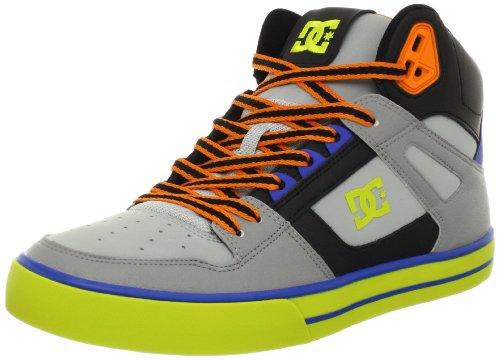 Dc Men'S Spartan High Wc Sandal,Black/Tennis,7 M Us front-869357