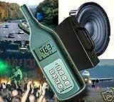 Profi Schallpegelmessgerät Schallpegelmesser Tester Prüfer Lärm SP4