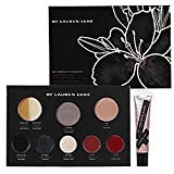 Lauren Luke Lauren Luke Full Face Makeup Palette and My Glossy Lips, Ll801-1 My Smokey Classic, 11.4 Ounces