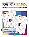 Essentials of Music Theory: Key Signature Double Bingo
