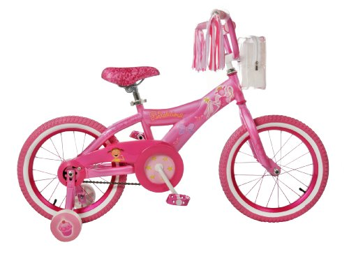 Pinkalicious Girls' Bike (12-Inch Wheels)