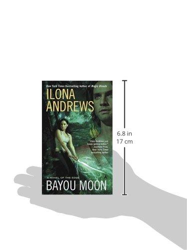 Bayou Moon (The Edge)