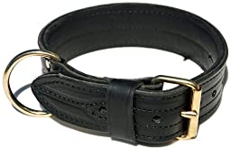 Signature K9 Heavy Agitation Collar, 2-Inch, Black